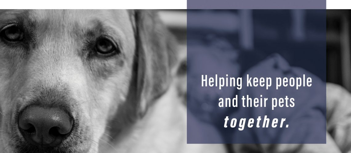 Crisis Pet Retention Fund - Website Title